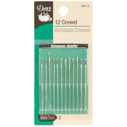 Crewel Needles