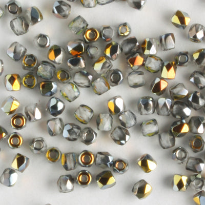 True 2mm Round Fire Polish Crystal Marea