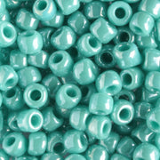 6/0 Opaque Luster Turquoise (Toho)