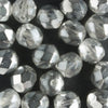 6mm Round Fire Polish Aluminum