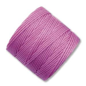 S-Lon Bead Cord Light Orchid