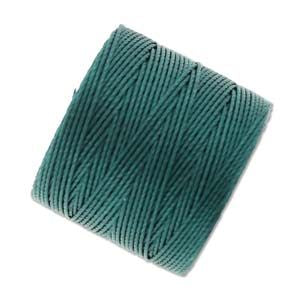S-Lon Bead Cord Green Blue