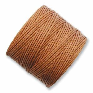 S-Lon Bead Cord Copper