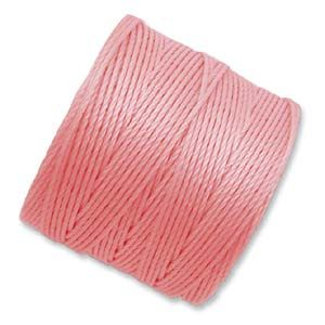 S-Lon Bead Cord Light Pink
