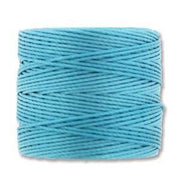 S-Lon Bead Cord Nile Blue