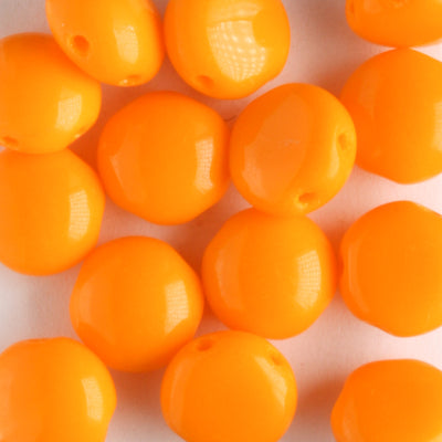 Candy Round Opaque Orange