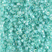 DB0079 Aqua Lined Crystal