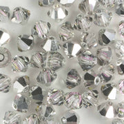 4mm Bicone Crystal Vitrail Light (Preciosa)