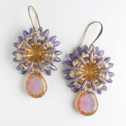Sunray Earring Kit - Lavender and Vanilla