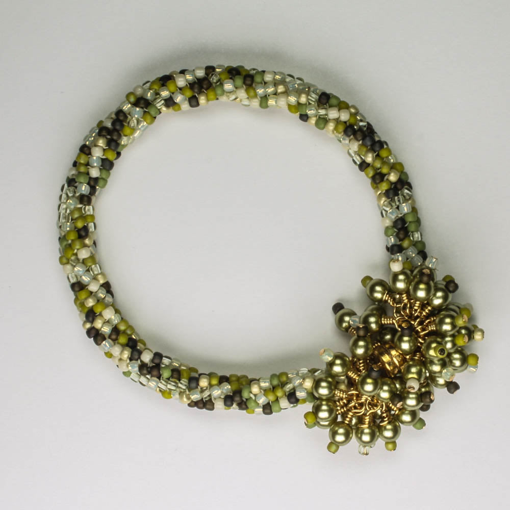Jezebel Bracelet Kit - Spanish Olive