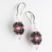 Volterra Earring Kit - Black Currant