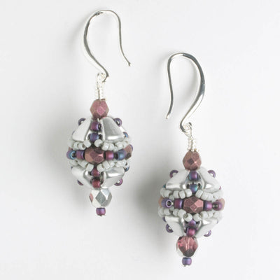 Volterra Earring Kit - Royal Grape