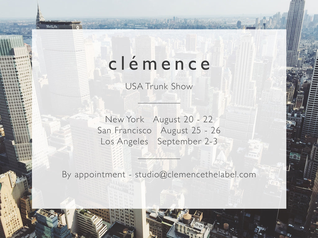 clémence Hosts | 2 weeks in the USA