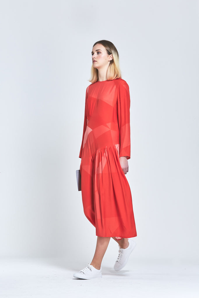 Anne Sage | Sustainable Silk Dresses