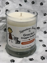 Load image into Gallery viewer, Gracie's Doggie Delights Signature Scent Candles
