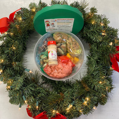 Gracie's Doggie Delights Christmas Sampler Pack