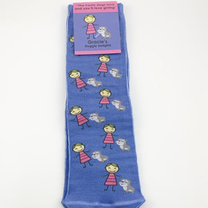 Gracie's Doggie Delights Socks