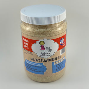 Gracie's Flavor Booster Pet Food Toppers