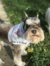 Load image into Gallery viewer, Gracie's Doggie Delight G-Dog Bandana