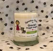 Load image into Gallery viewer, Gracie's Doggie Delights Cleansing Candle