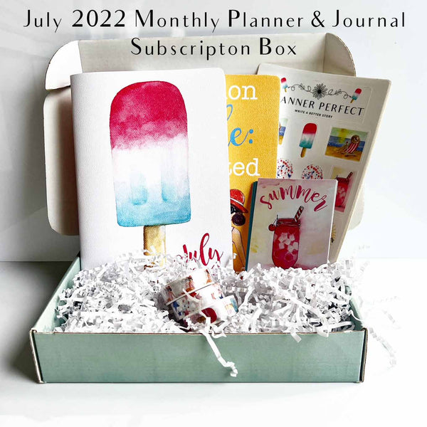 Planner Perfect Subscription Boxes