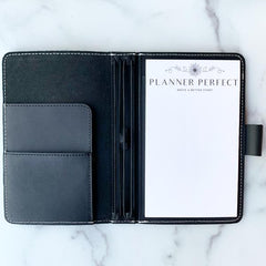 Harper Everyday Organized Leather Traveler's Notebook
