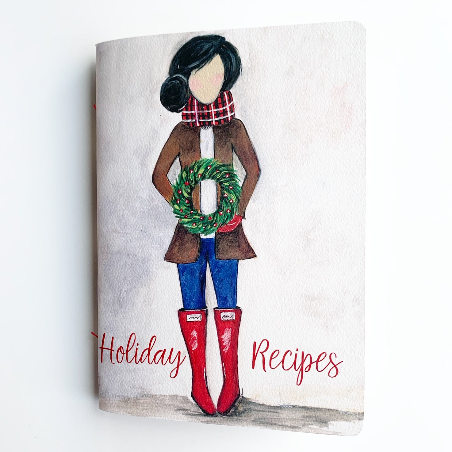 Holiday Recipes Journal