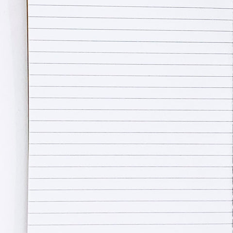 Lined Journal Pages