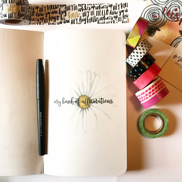 Affirmations Journal