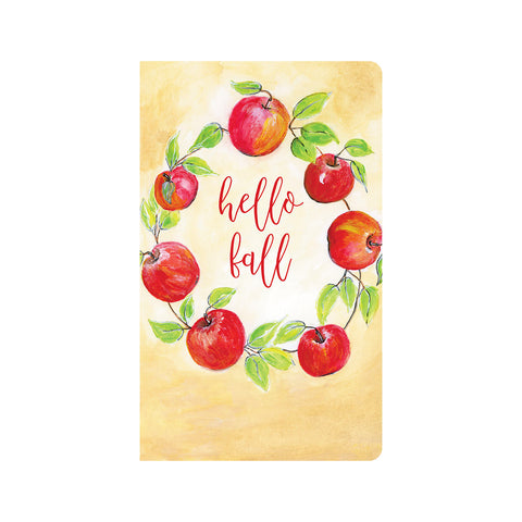 Apple Wreath Journal