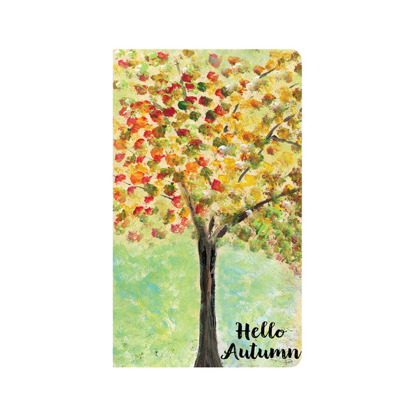 Autumn Tree Journal