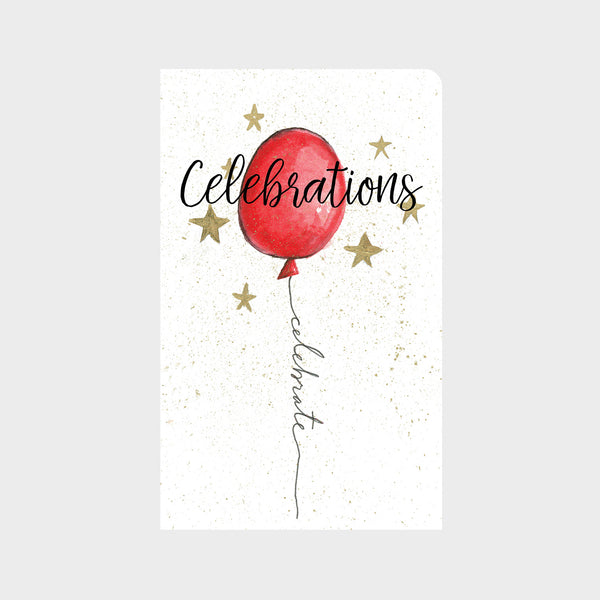 Balloon Celebrations Journal