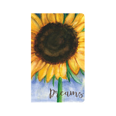 Blooming Sunflower Journal