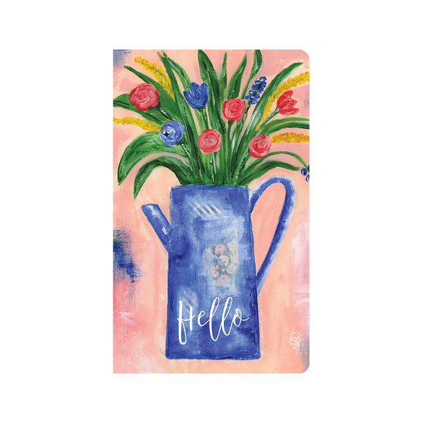 Blue Pitcher Journal