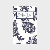 Blue Rose Buds Journal