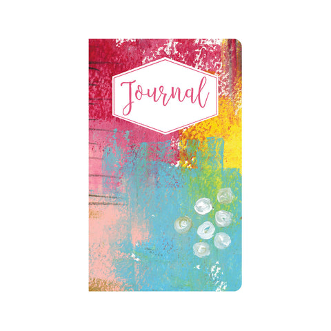 Bright Abstract Journal