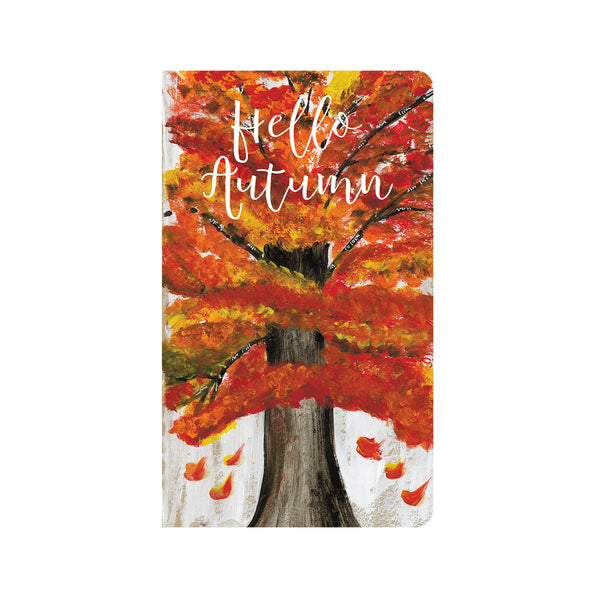 Bright Fall Foliage Journal