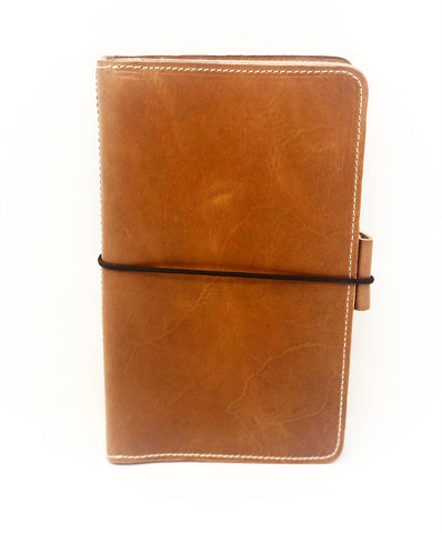 The Chloe Out and About Leather Traveler's Notebook