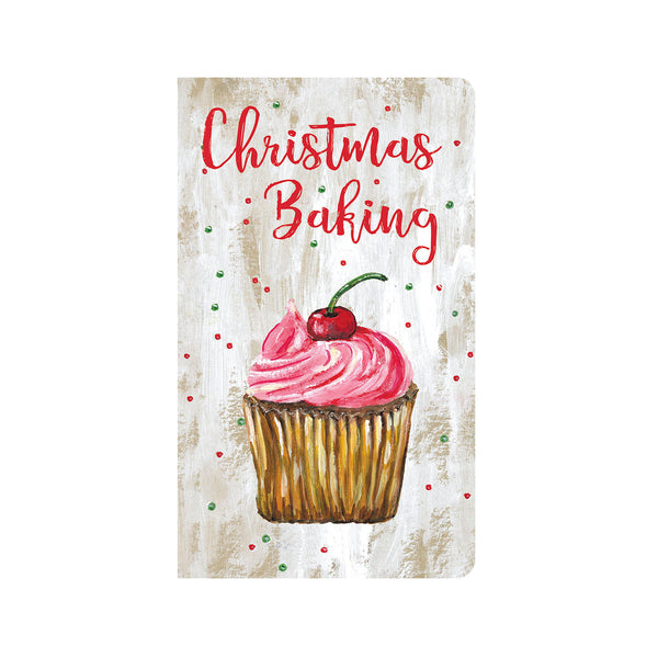 Christmas Cupcake Journal