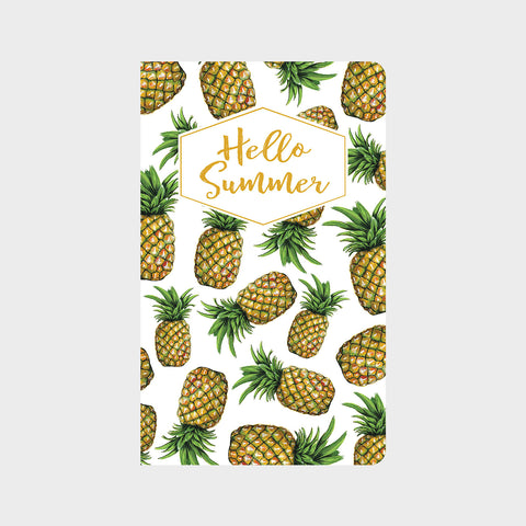 Crazy for Pineapples Journal