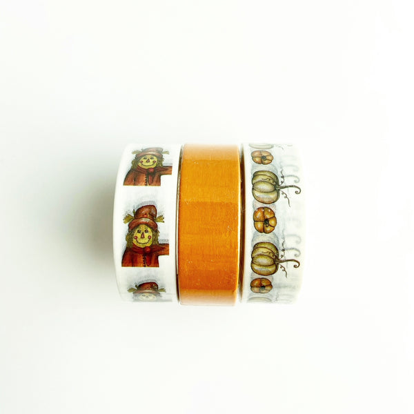 Fall In Love with Fall Washi Tape Collection