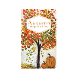 Fall Trees and Pumpkins Journal