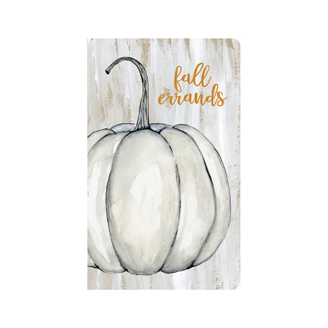 Grey Pumpkin Journal