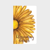 Harvest Sunflower Journal