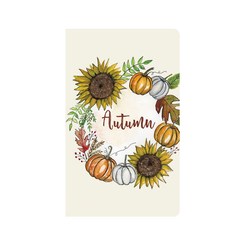 Harvest Wreath Journal