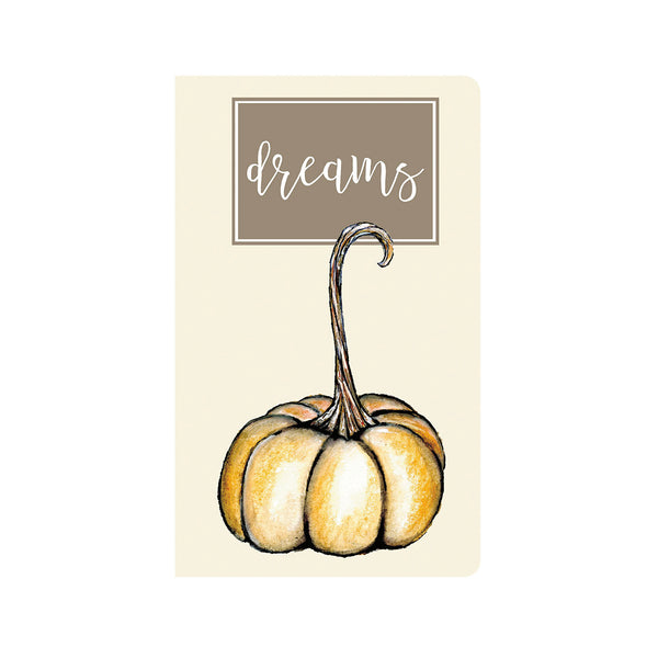Heirloom Pumpkin Journal