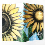 Sunflower Pair Journal ©