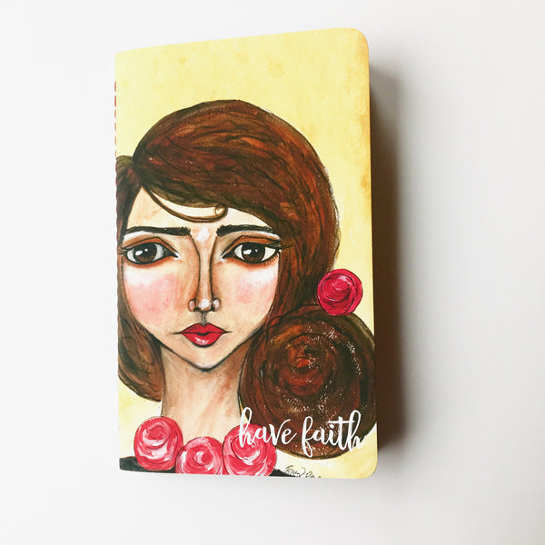 "Be Free eCourse with Personal Development ""Girls Collection"" Journals - Module Two: Have Faith"