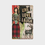 Live Laugh Love Journal