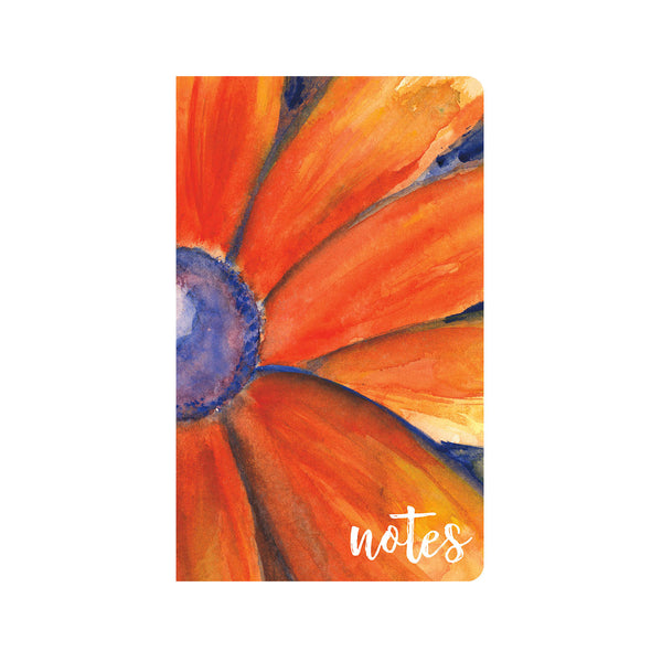 Orange Sunflower Journal